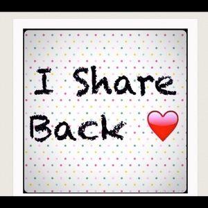 Other - I Share Back